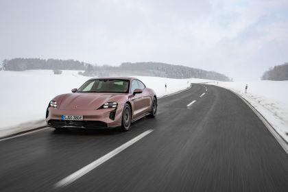 2021 Porsche Taycan 74