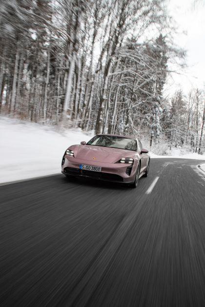 2021 Porsche Taycan 76