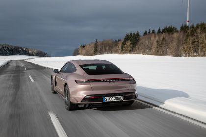 2021 Porsche Taycan 78