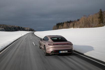 2021 Porsche Taycan 79