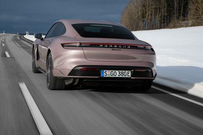 2021 Porsche Taycan 80