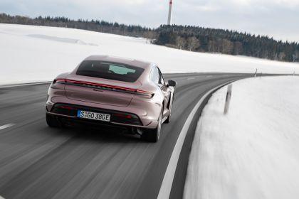 2021 Porsche Taycan 81