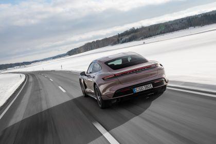 2021 Porsche Taycan 83