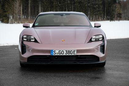 2021 Porsche Taycan 90