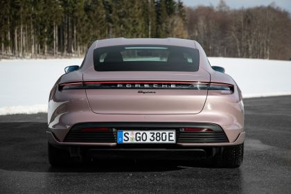 2021 Porsche Taycan 91