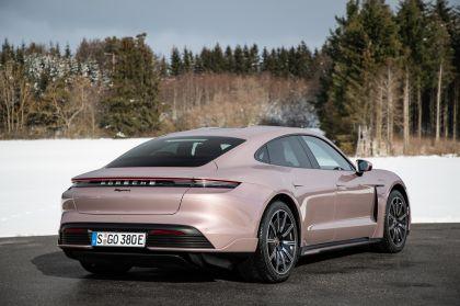 2021 Porsche Taycan 93