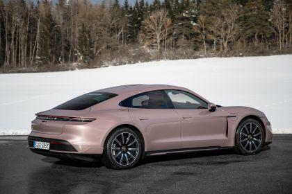 2021 Porsche Taycan 94