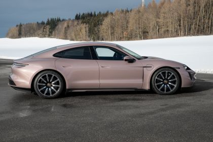 2021 Porsche Taycan 96
