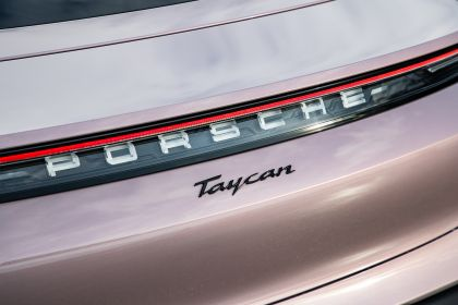 2021 Porsche Taycan 107