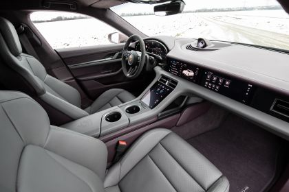 2021 Porsche Taycan 116