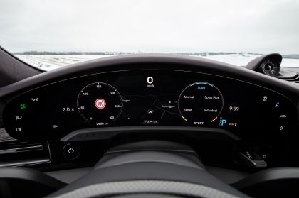 2021 Porsche Taycan 117