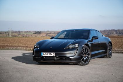 2021 Porsche Taycan 129