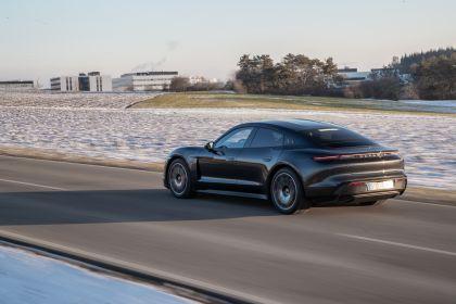 2021 Porsche Taycan 135