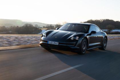 2021 Porsche Taycan 138