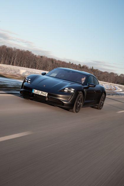 2021 Porsche Taycan 139