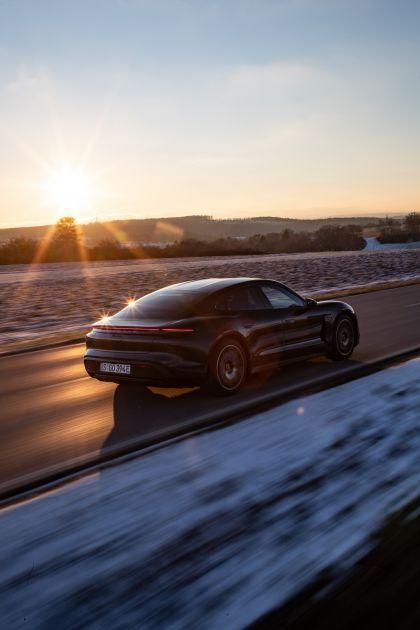 2021 Porsche Taycan 140
