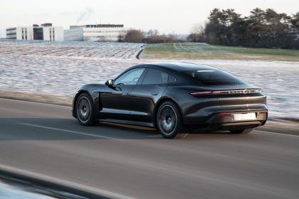 2021 Porsche Taycan 143