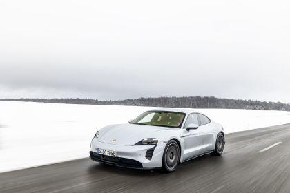 2021 Porsche Taycan 155