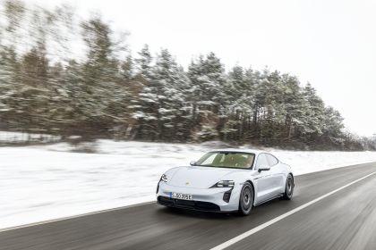 2021 Porsche Taycan 156