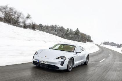 2021 Porsche Taycan 157