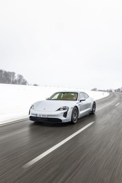 2021 Porsche Taycan 160