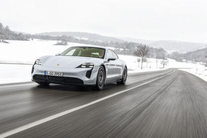 2021 Porsche Taycan 164