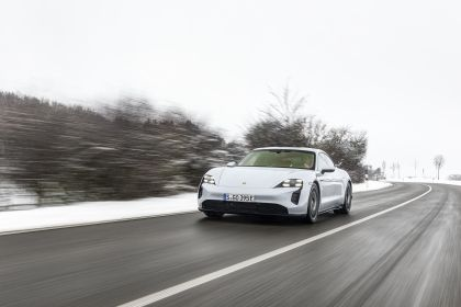 2021 Porsche Taycan 166