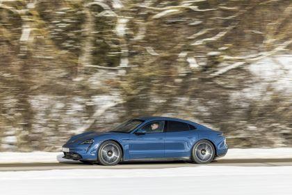 2021 Porsche Taycan 202