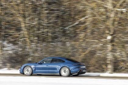 2021 Porsche Taycan 204