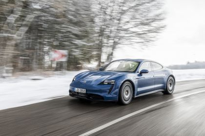 2021 Porsche Taycan 221