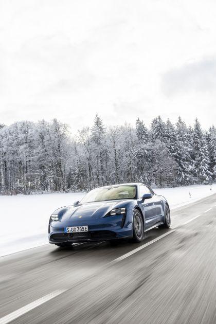 2021 Porsche Taycan 224
