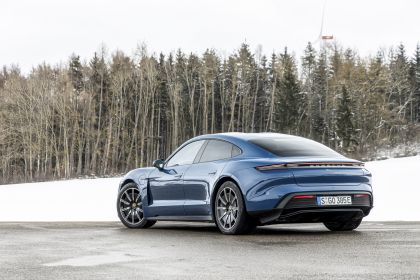 2021 Porsche Taycan 234
