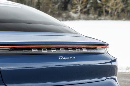 2021 Porsche Taycan 238