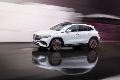 2021 Mercedes-Benz EQA 1
