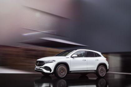 2021 Mercedes-Benz EQA 4