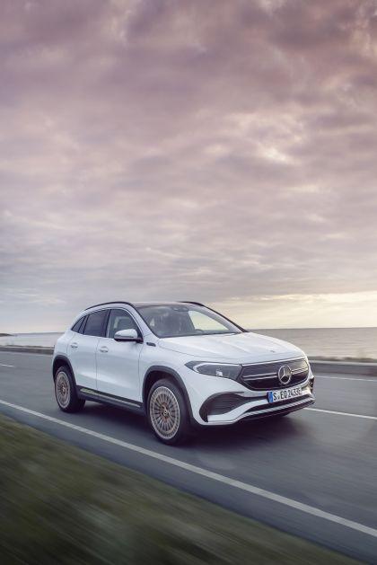 2021 Mercedes-Benz EQA 13