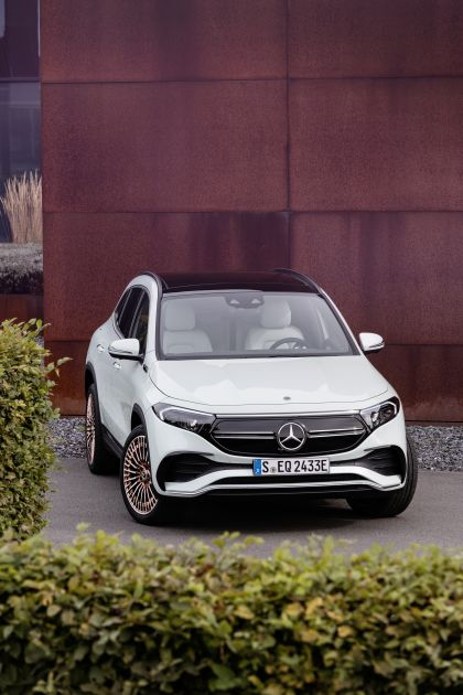 2021 Mercedes-Benz EQA 18