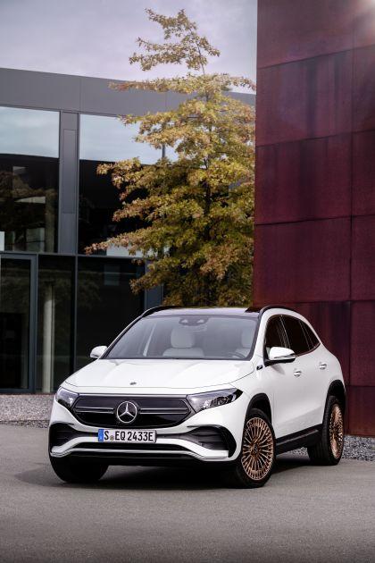 2021 Mercedes-Benz EQA 20