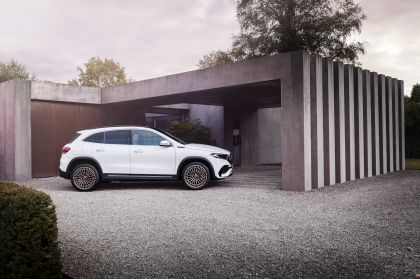 2021 Mercedes-Benz EQA 34