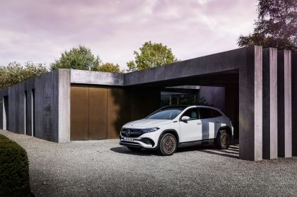 2021 Mercedes-Benz EQA 35