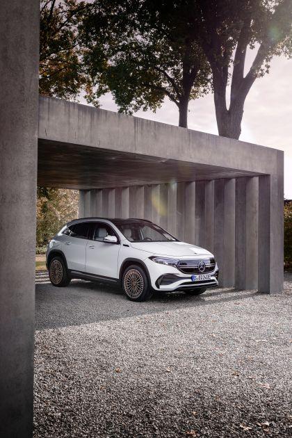 2021 Mercedes-Benz EQA 36