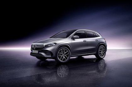2021 Mercedes-Benz EQA 52