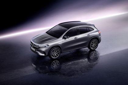 2021 Mercedes-Benz EQA 57