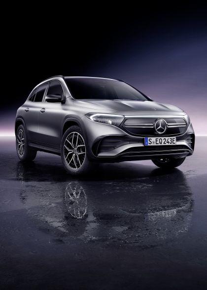 2021 Mercedes-Benz EQA 58