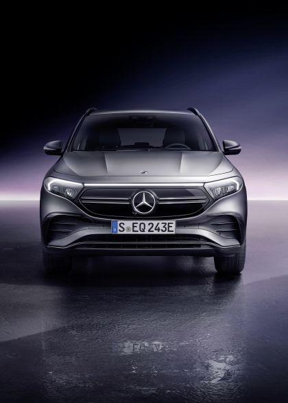 2021 Mercedes-Benz EQA 60