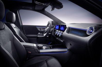 2021 Mercedes-Benz EQA 63