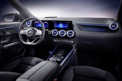 2021 Mercedes-Benz EQA 64