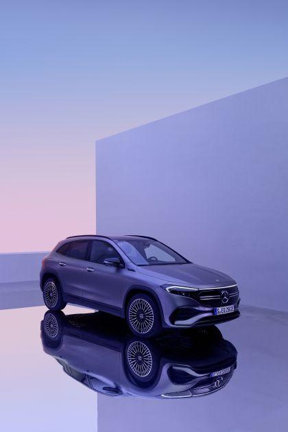 2021 Mercedes-Benz EQA 74