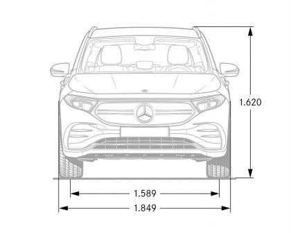 2021 Mercedes-Benz EQA 93