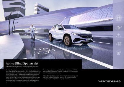 2021 Mercedes-Benz EQA 105